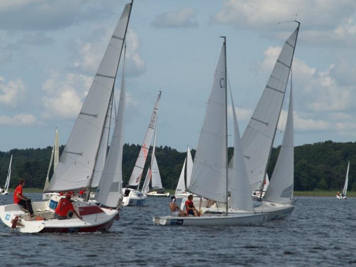 Żeglarski Puchar Iławy – zawiadomienie o regatach